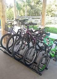 Bicicletário em Aço para 5 Bicicletas