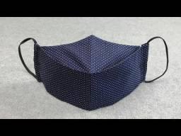 Vendo máscaras 3 D