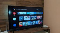 Smart Tcl, Android, Wifi 40p Hdr, Comando Voz, bluetooth, Chromecast