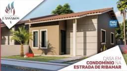 40-Condomínio fechado da casas_estrada de Ribamar