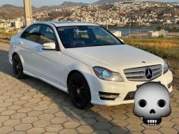 Mercedes-benz c 200 1.8 cgi avantgarde 16v gasolina 4p automático