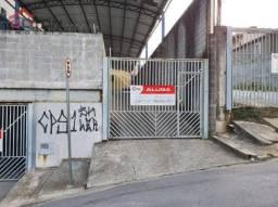 Galpão para alugar, 380 m² por R$ 6.500,00/mês - Vila Mazzei - São Paulo/SP