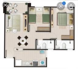 Vendo apartamento projetado no melhor da messejana
