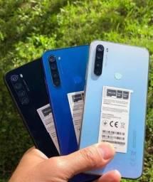 Xiaomi lacrados retire hj na loja