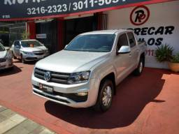 Volkswagen amarok 2018 2.0 se 4x4 cd 16v turbo intercooler diesel 4p manual