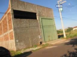 Título do anúncio: Galpão comercial à venda, Alvorada, Araçatuba.