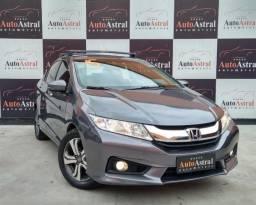 Honda City CITY SEDAN EX 1.5 FLEX 16V 4P AUT. FLEX AUTOMÁTI