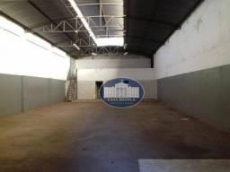 Título do anúncio: Barracão comercial para locação, Jussara, Araçatuba.
