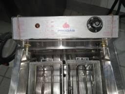 Fritadeira elétrica Progas 29L água e óleo PR300E 220v usada Frete Grátis