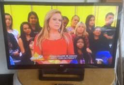 Tv lg 42 polegadas com conversor