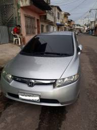 Honda civic lxs flex 2008