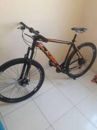 Bike ksw 7meses de uso. Com nota fiscal