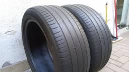 2 Pneus aro 18 Michelin (235/45/18)