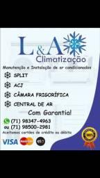 L&A Climatização