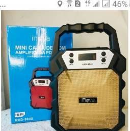 caixa de som inovar rad 9040 com entrega gratis