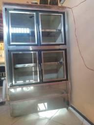 Refrigerador vertical 4 portas