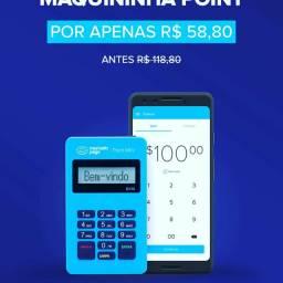 Máquina cartão crédito e débito