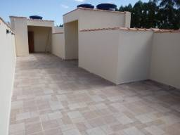Apartamento cobertura Bairro Bom Jardim. Dois quartos, vaga e terraço. Financio