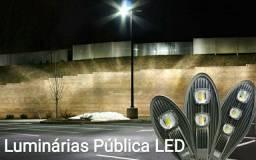 Iluminação Pública LED COB Garantia 1 Ano