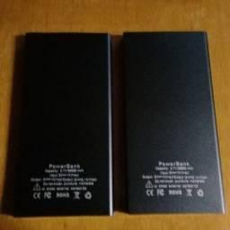 Power bank carregador portatil v8 micro usb