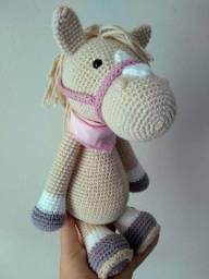 Cavalinho Amigurumi