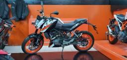 0KM! KTM 200 DUKE - MAURI MOTOS