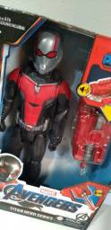 Boneco Homem Formiga 30cm Titan Hero Com Power Fx Hasbro