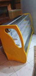 Balcão 2 metros refrigerado