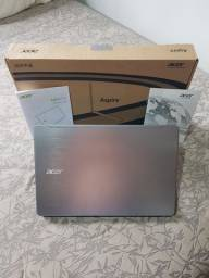 Notebook Acer core i5, geração 7