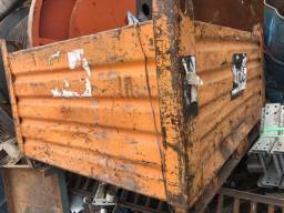 Caixa de ferro