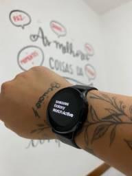 Galaxy Watch Active 40mm - Preto - Seminovo - Loja Centro do Rio e Niterói