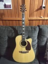 Violão Strinberg acoustic guitar novo!