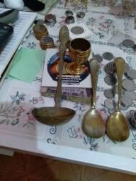Objetos antigos - Bronze