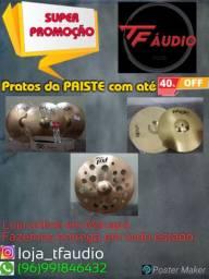 Loja TF ÁUDIO (instrumentos musicais/macapá)