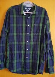 Camisas Sociais Tommy Hilfiger XL - R$50 cada