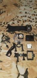 Câmera fotográfica e filmadora