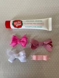 Cola Natural Para Bebês - Girlie Glue