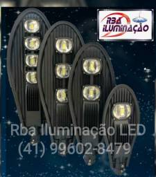 Luminária Pública LED COB