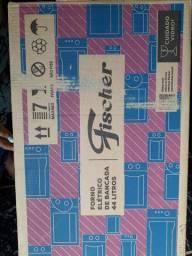 Forno elétrico Fischer novo na caixa .