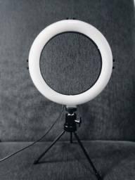 Ring Light de Mesa 20 cm 6 Polegadas