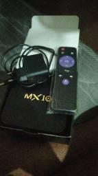 Vendo TV BOX semi nova Já configurada