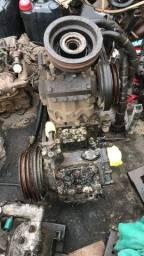 Compressores de ônibus blitz e termo king