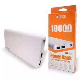 Power Bank Turbo Kaidi 10000mah Kd168 Carregador Portátil