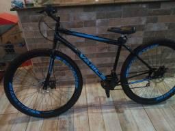 Vendo bike semi nova