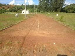 Vendo terrenos 407m e 351m planos prontos para construir