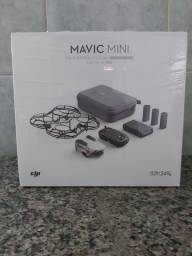 Mavic Mini Combo MT1SS5 FCC 4km Novo Lacrado