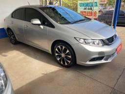 Honda civic 2.0 LXR automático 2015/15