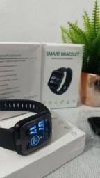 SmartWatch NOVO! R$65