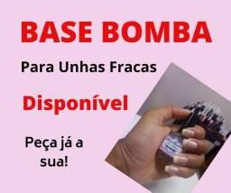 Base Bomba para Unhas Fracas