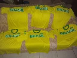 Camisas Brasil usadas